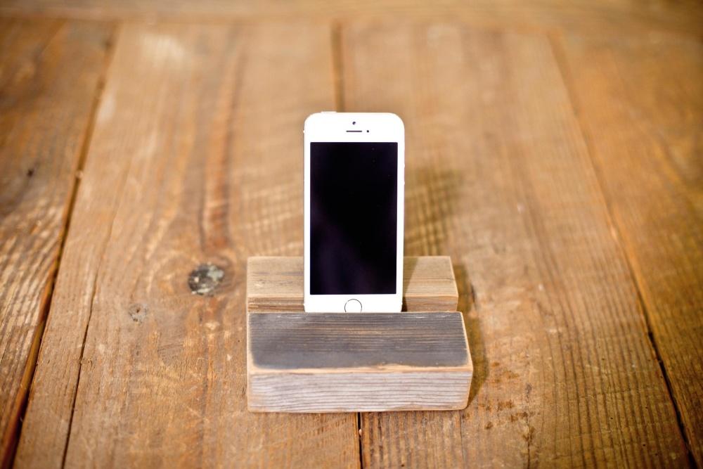 ไม้ ไม้ ย้อนยุค ชนบท โทรศัพท์มือถือ เทคโนโลยี