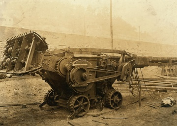 vehicle, machine, tool, old, object, history
