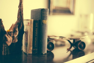 book, old, antique, retro, interior, skateboard