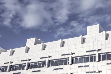 архитектура, небе, бизнес, град, модерна, екстериор, футуристичен, прозорец, фасада