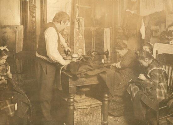 craft, craftsman, people, child, employment, worker, handmade, history, monochrome, portrait