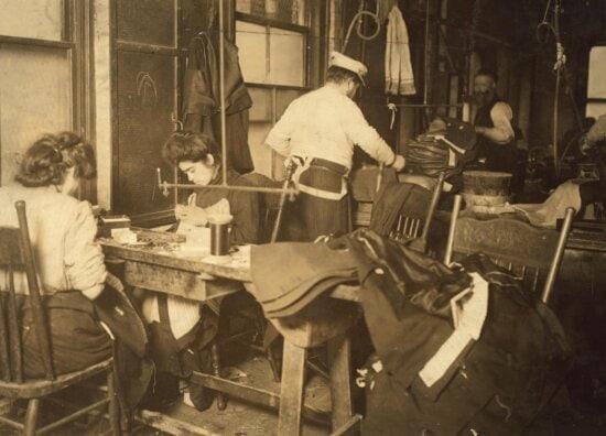 people, history, factory, handmade, work, monochrome, room, woman, man, mployee