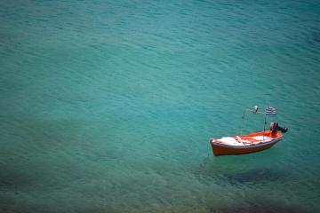 水、海、海、船、ボート、ボート、モーター ボート