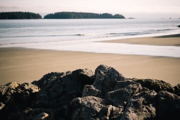 water, seashore, beach, landscape, sea, shore, ocean, coast, coastline