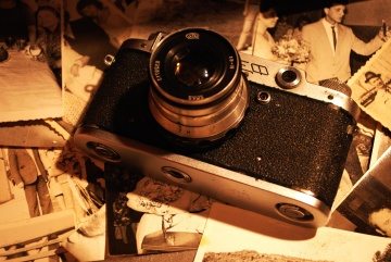 photo camera, history, old, picture, photography, old, analogue, nostalgia
