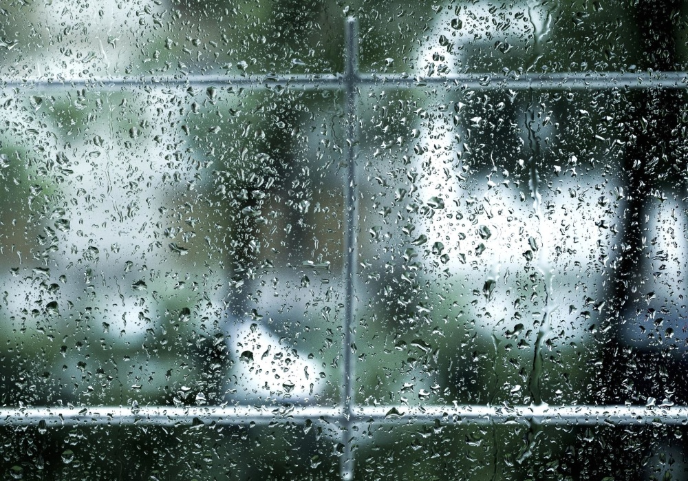 Free Picture Rain Wet Window Texture Wall Urban