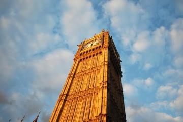 英国, 伦敦, 地标, 塔, 天空, 建筑, 城市, 外部