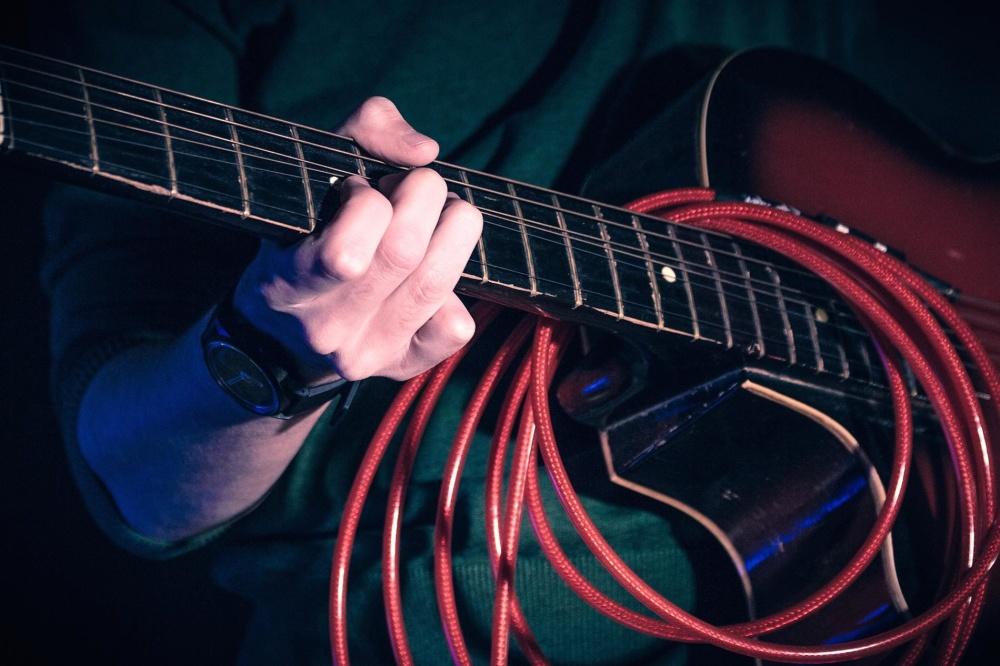 gitar, musikk instrument, lyd, gitarist, musiker, akustisk, sang, musikk