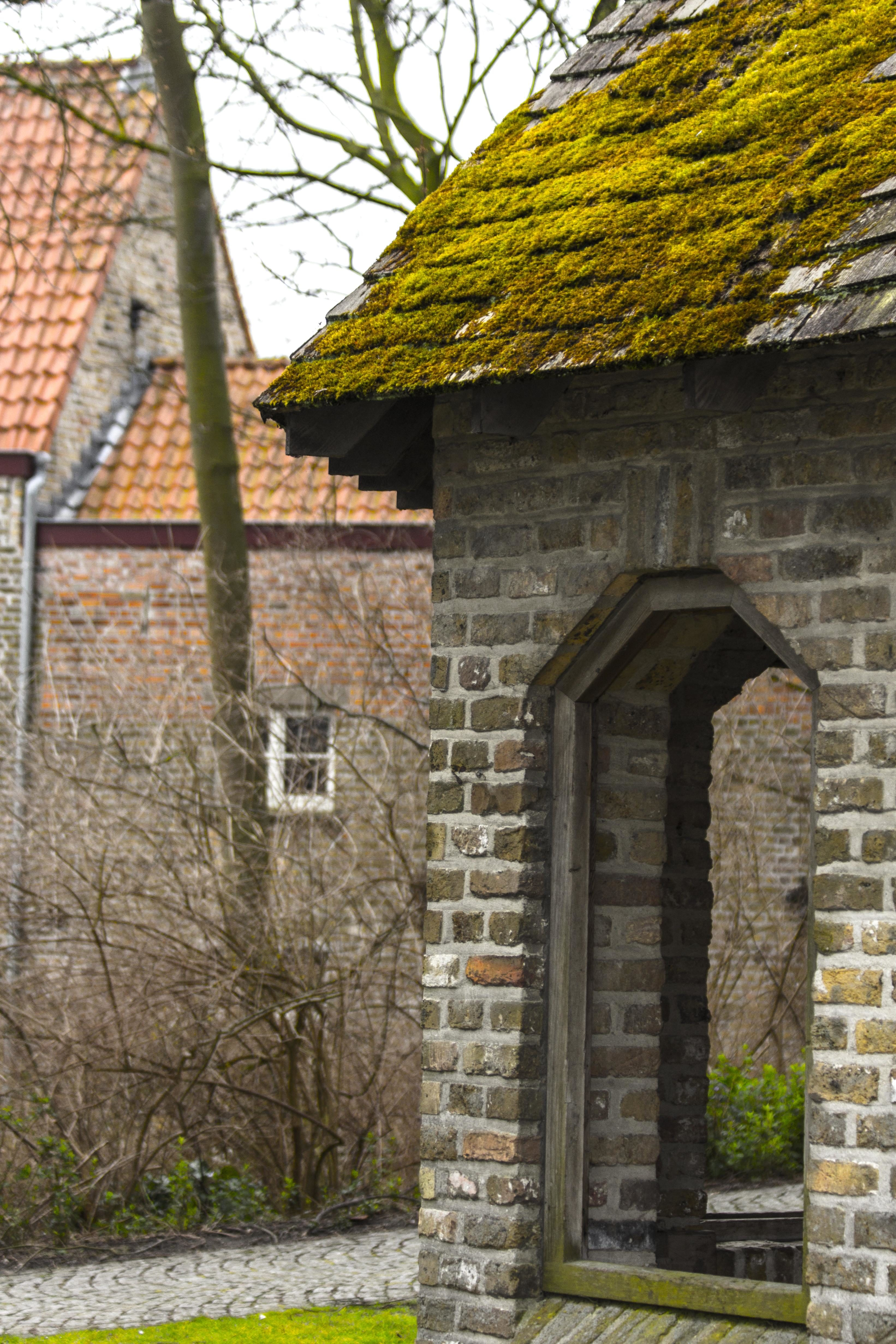 Kostenlose Bild Alt Haus Architektur Wand Aussen