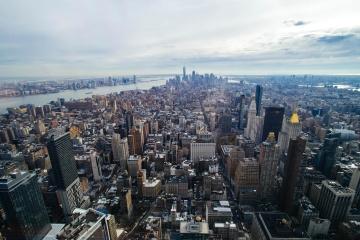Ciudad, paisaje urbano, arquitectura, urbano, céntrico, metrópoli