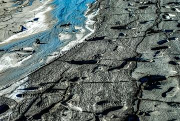 mud, dirt, landscape, ground, material