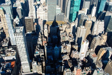 Ciudad, céntrico, Cityscape, empresa negocio, sombra, arquitectura, urbano, metrópoli