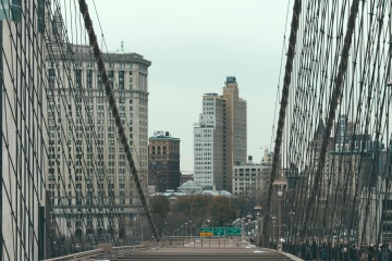 city, architecture, urban, bridge, wire, construction, steel, asphalt, downtown, cityscape