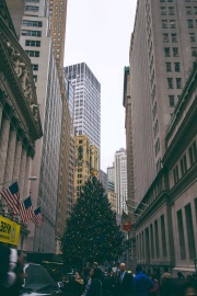 Ciudad, negocio, arquitectura, céntrico, oficina, urbano, gente, multitud