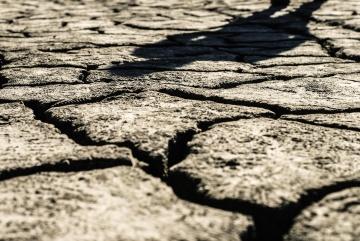 texture, ground, mud, dry, desert, wasteland