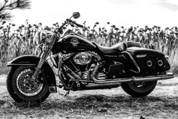 Roue, véhicule, moto, conduite, moteur, moto, monochrome, luxe, oldtimer