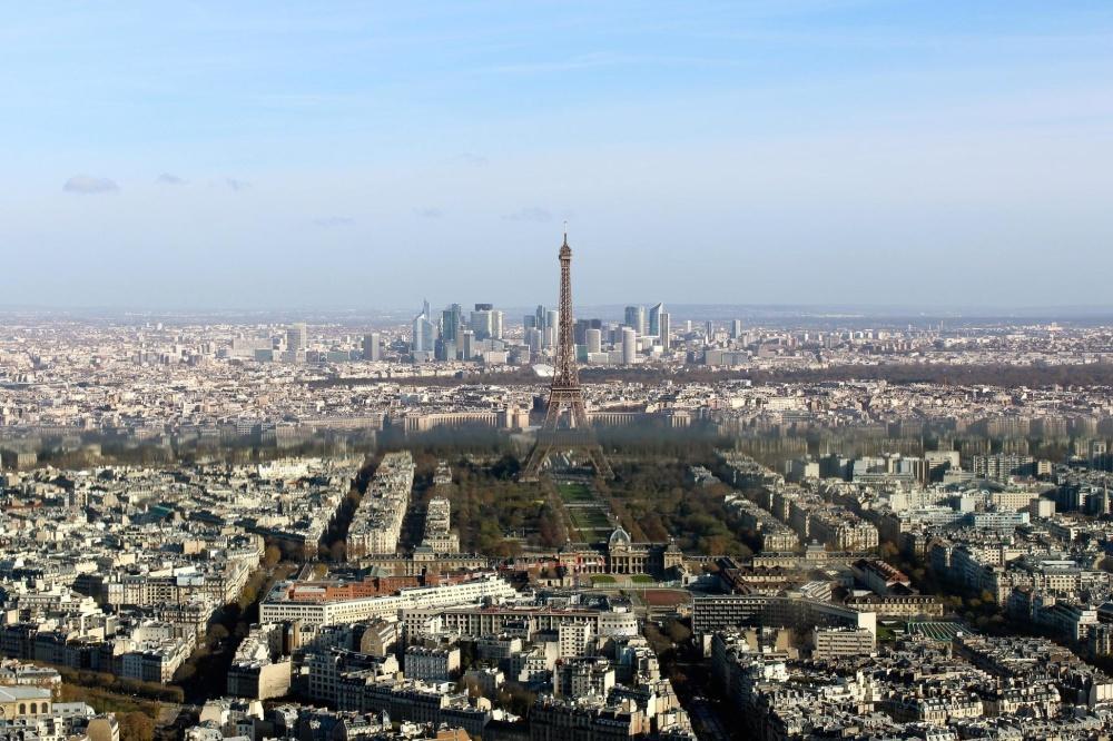 París, Francia, centro de la ciudad, torre, metrópoli, arquitectura, ciudad, paisaje urbano, urbano