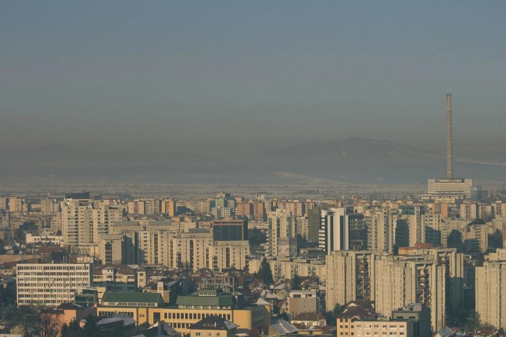 αρχιτεκτονική, πόλη, τοπίο, στο κέντρο της πόλης, αστικές, εναέριες, Μητρόπολη