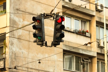 traffic light, traffic control, electricity, wire, architecture, urban, street, light