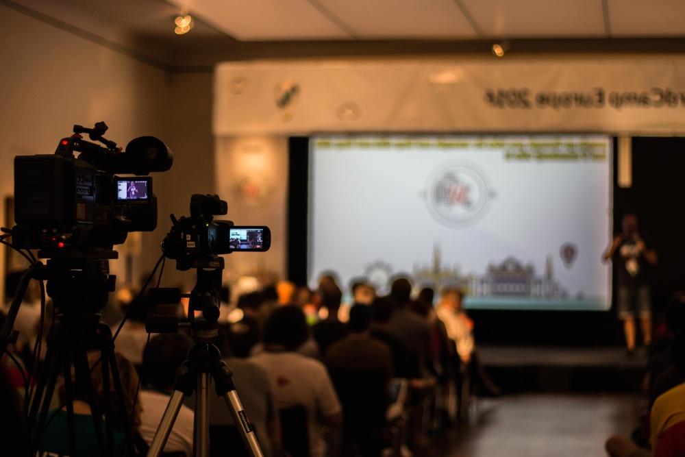 publiek, televisie, journalist, video, fotojournalist, prestaties