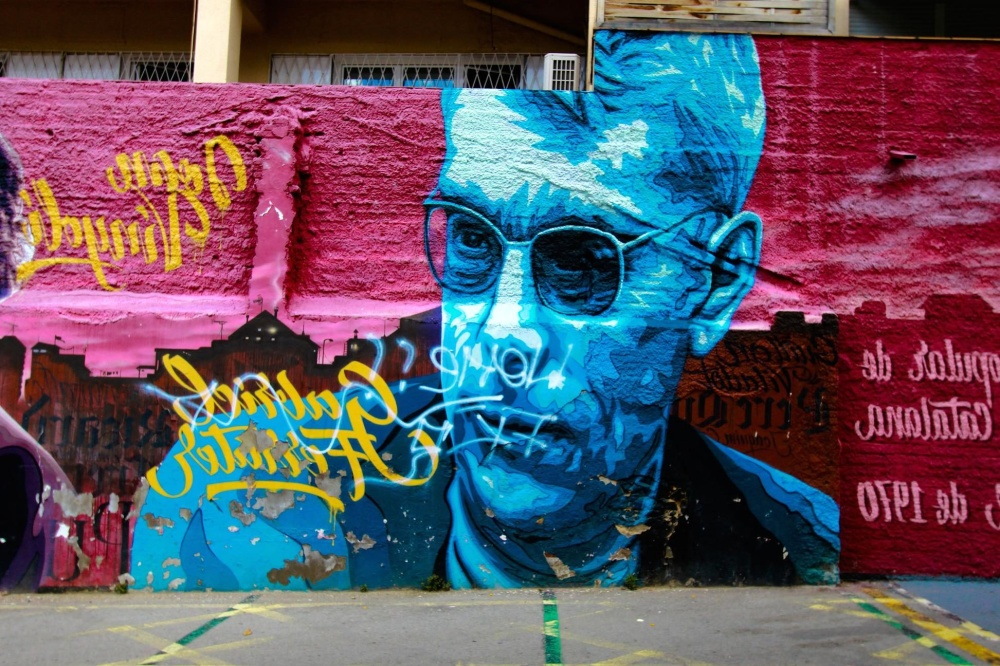 Graffiti, urbano, strada, arte, vandalismo, disegno, cultura, muro, città