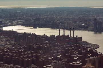 city, cityscape, architecture, water, town, panoramic, daylight, harbor, urban