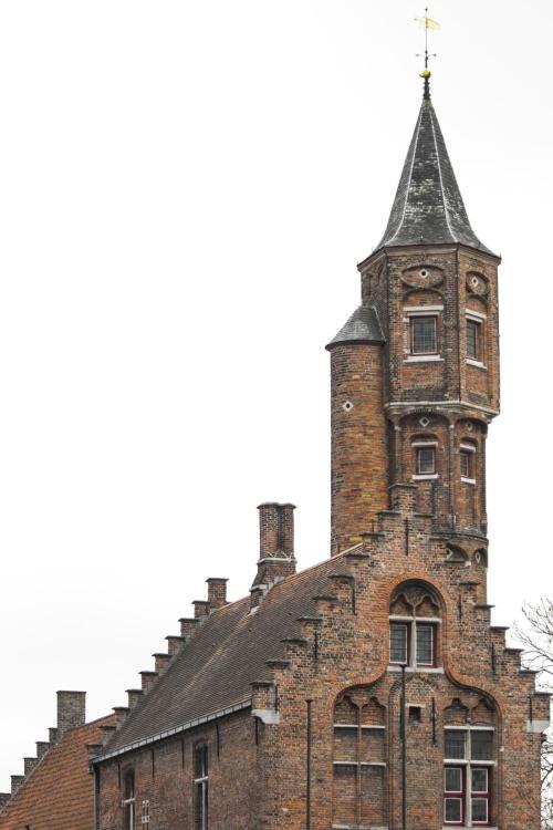 Architektur, alt, turm, kirche, außen, religion