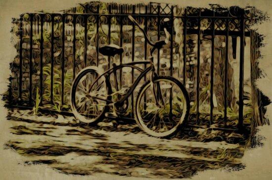 art, illustration old, retro, antique, monochrome, photomontage