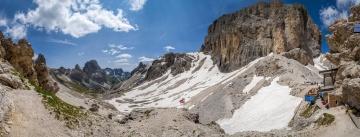 Berg, Landschaft, Schnee, Gletscher, Berggipfel