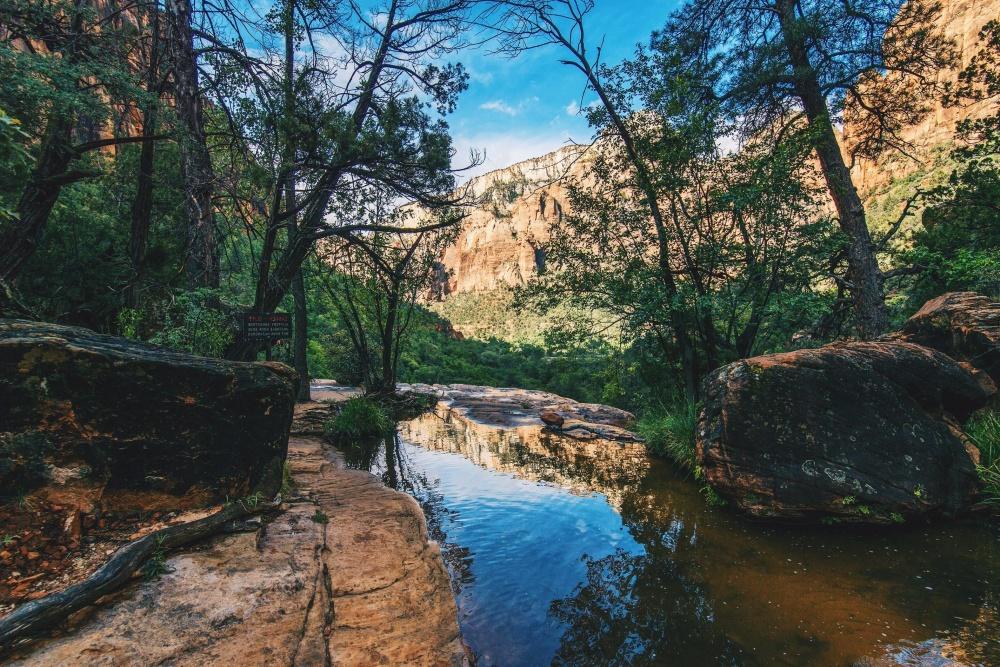 voda, priroda, rijeke, krajolik, planine, na paru, ekologija