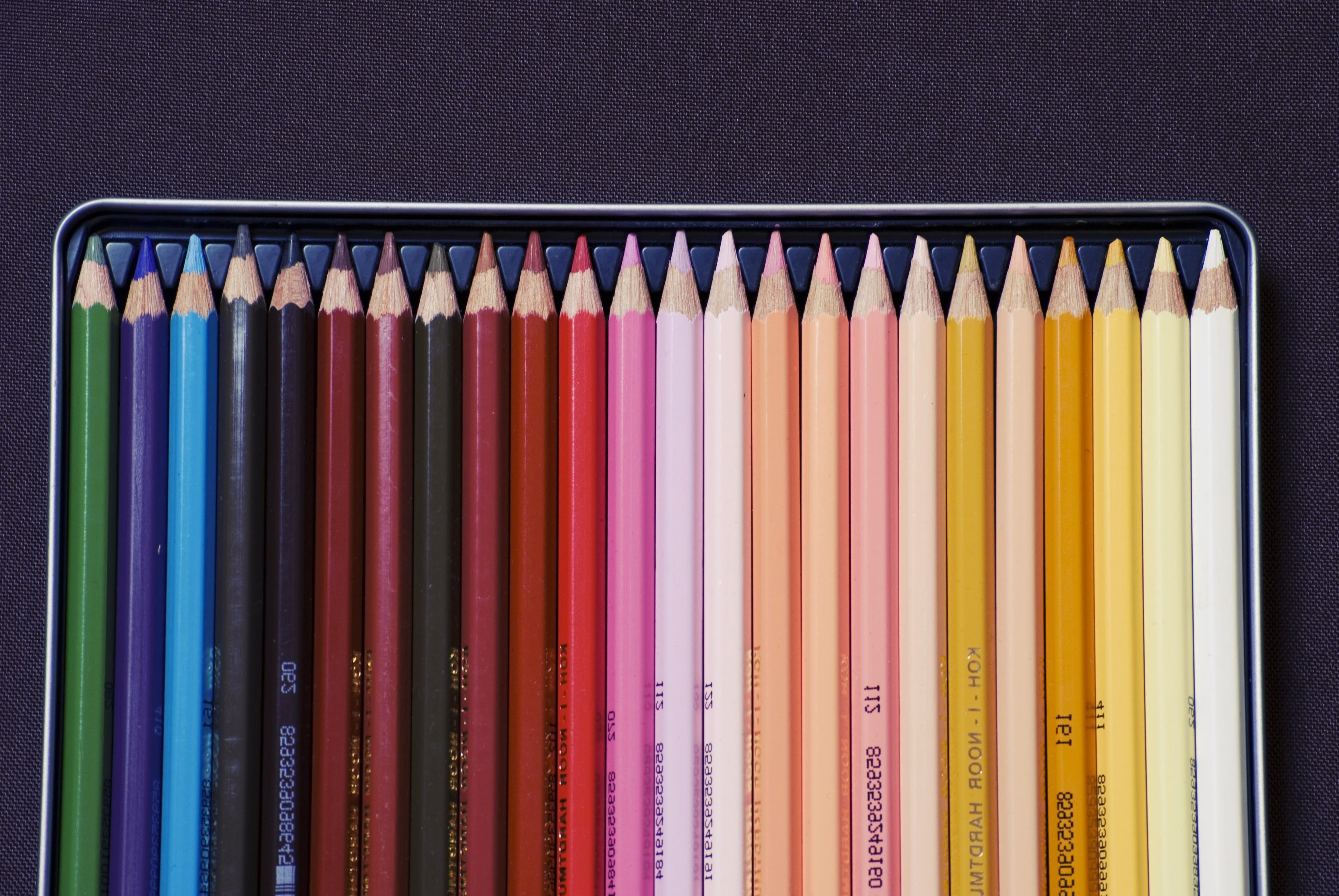 Art Crayon Pencil Sepia
