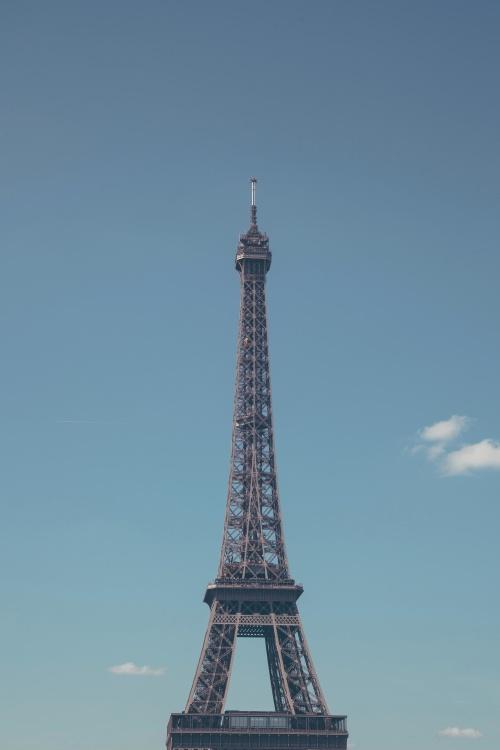 건축, 하늘, 타워, 파리, 랜드마크, 건설, 하늘