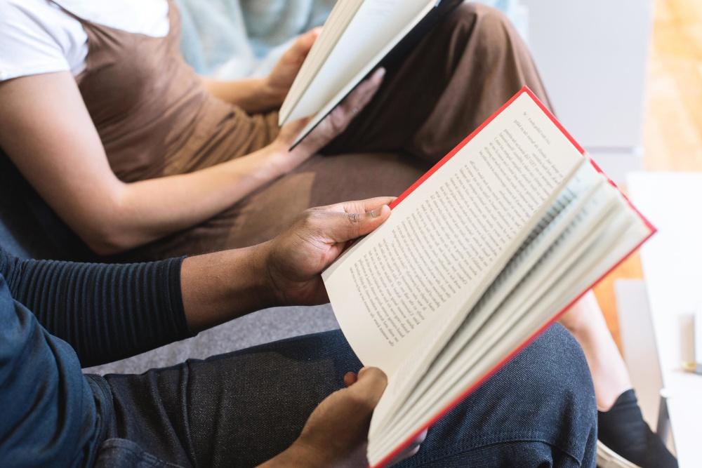 закрито мъж, жена, образование, книга, студент, колеж