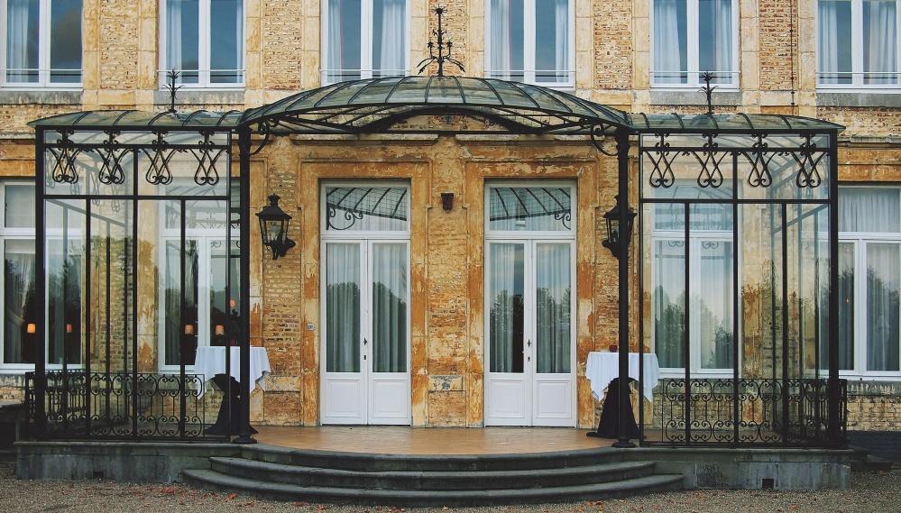 exterior, urban, glass, architecture, window, house, facade, door