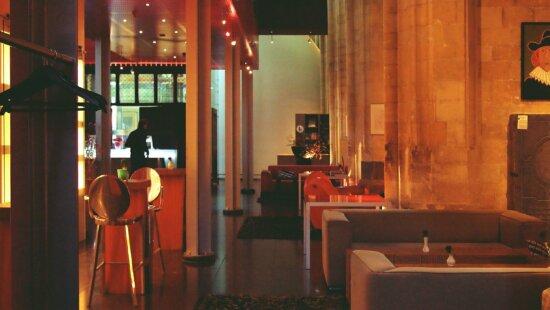 restaurant, interior, luxury, decor, modern, people, room, indoors