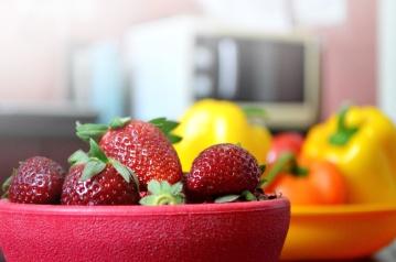 jahoda, potraviny, ovoce, lahodné, výživy, berry, jahody