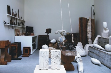 sculpture, art, interior, statue, furniture, room, object