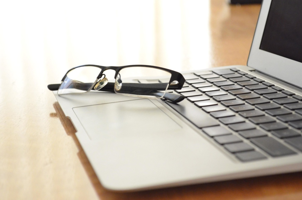 Ordinateur portable, technologie, clavier d'ordinateur portable, appareil, internet