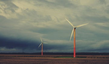 modern, technology, wind, power, electricity, turbine, invention, sky, generator