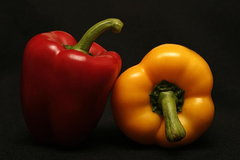 mad, grøntsager, peberfrugt, ernæring, capsicum, stilleben, krydderi