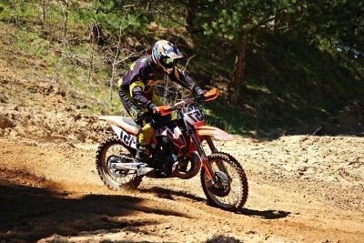 course, racer, sentier, sol, action, concours, aventure, moto