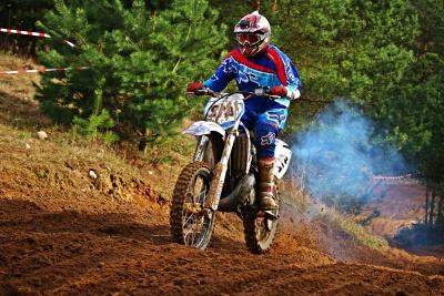 carrera, competencia, sendero, acción, motocross, deporte, suelo, motocicleta, bicicleta