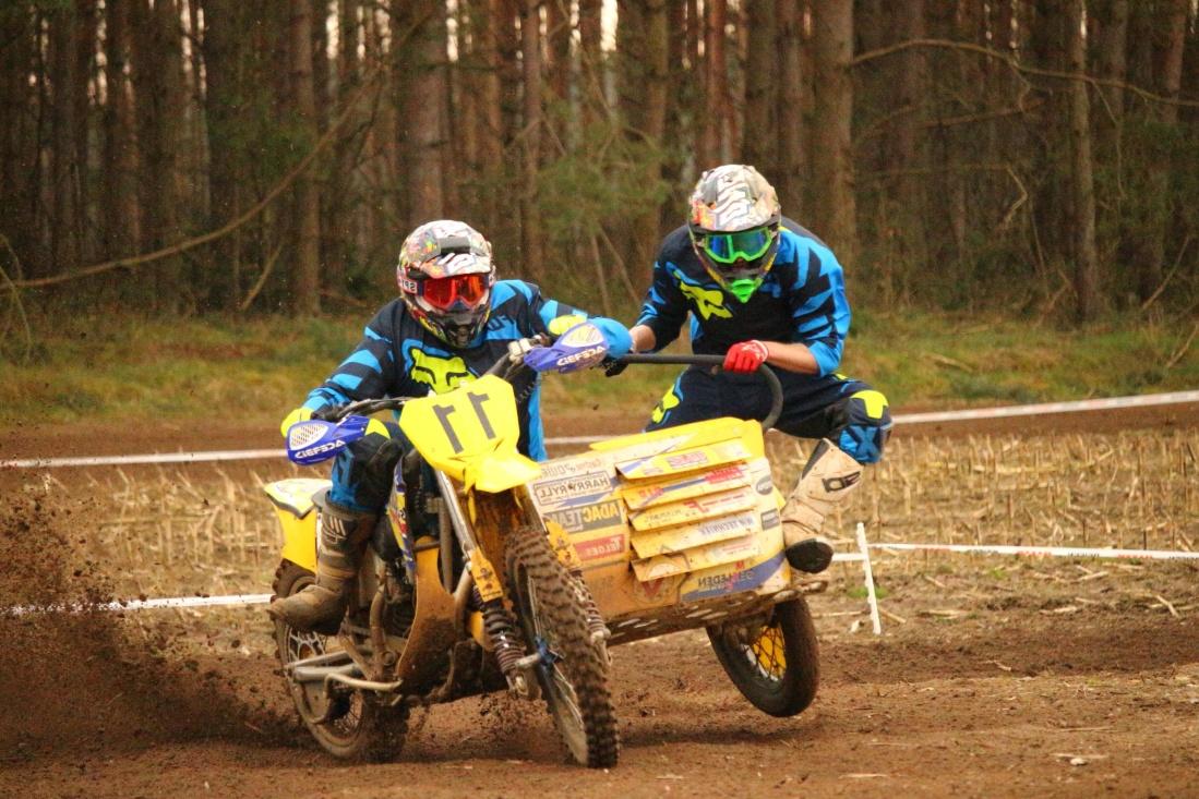 triciclo, motocross, sport, competizione, gara, veicolo, persone