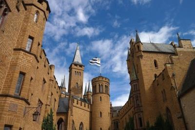 tour gothique, architecture, château, église, cathédrale