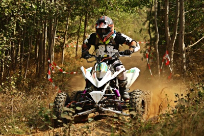 Motocross, sport, dobrodružství, lidé, kolo, konkurence, biker, muž, stezka, aktivní