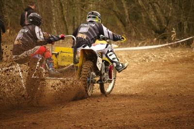 三轮车, 越野摩托车, 竞争, 种族, 土壤, 行动, 摩托车, 车辆, 体育