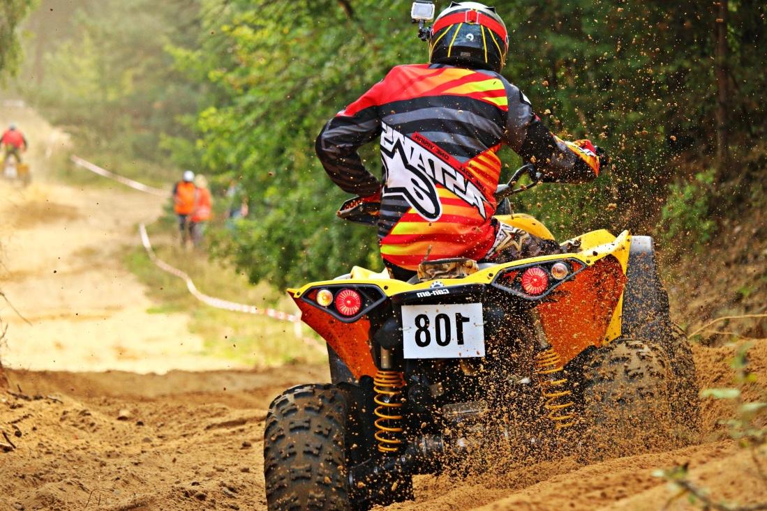 competencia, carrera, vehículo, suelo, acción, motos, deporte, motocross, barro, polvo