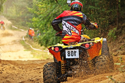 competition, race, vehicle, soil, action, motorcycle, sport, motocross, mud, dust