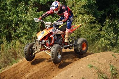 Sport, motocross, gépjármű, motorkerékpár, sisak, -Európa-bajnokság, motoros