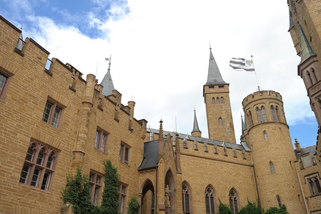 Architektura, hrad, věž, Gothic, město, katedrála, kostel, hradby, pevnost